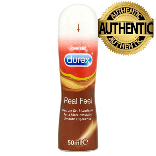 Durex Real Feel Lubricant 50ml