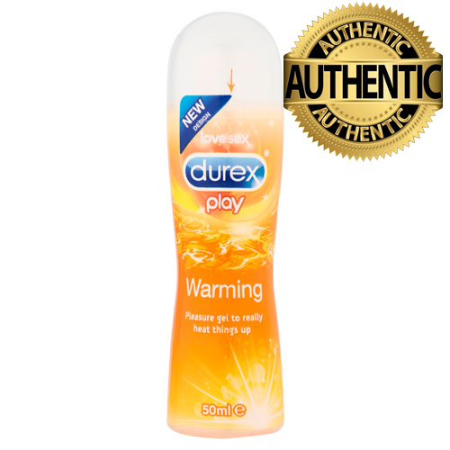 Durex Play Warming Lubricant 50ml