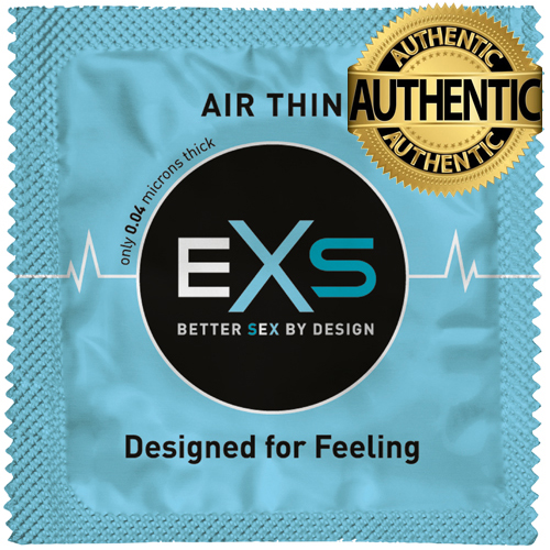 EXS Air Thin 0.04 Condoms