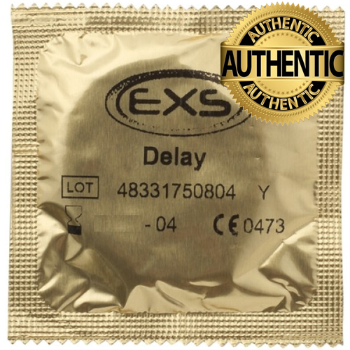 EXS Delay Condoms