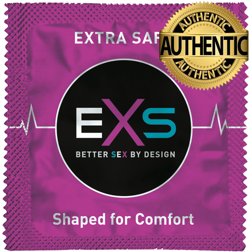 EXS Extra Safe Condoms