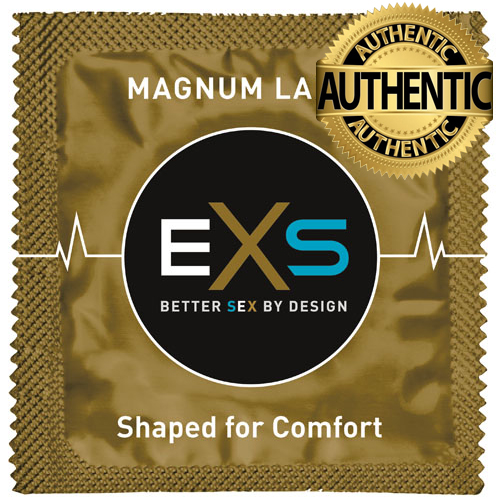 EXS Magnum Large Condoms