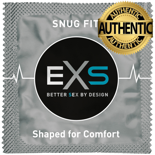EXS Snug Small Condoms