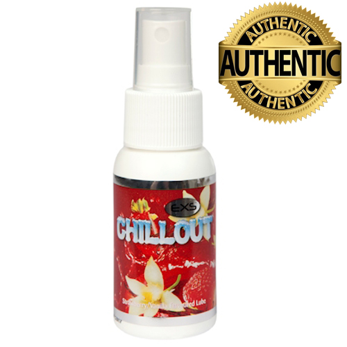 EXS Strawberry Chillout Lube