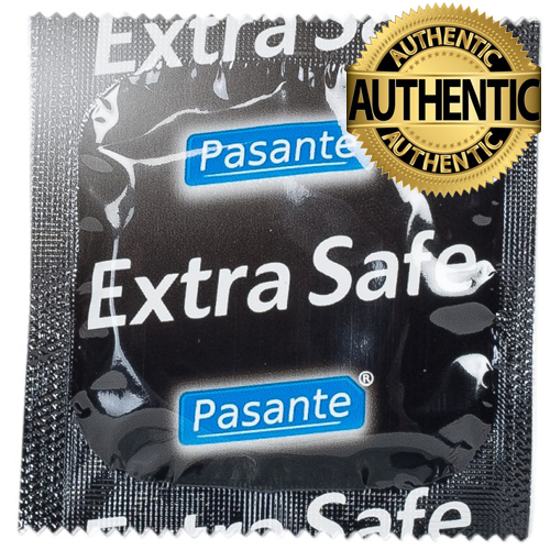 Pasante Extra Safe Condoms