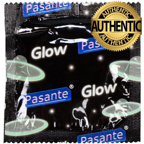 Pasante Glow In The Dark Condoms