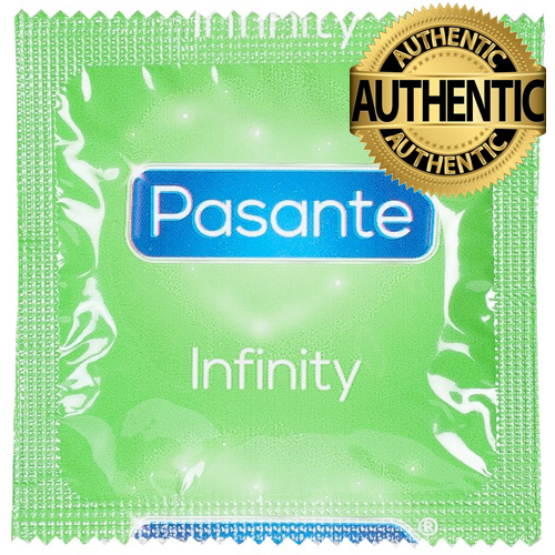 Pasante Infinity Delay Condoms