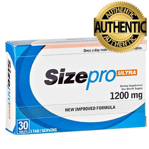 SizePro Ultra Pills (30 Tablets)